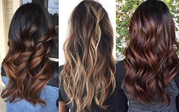 какие цвета волос в моде 2019