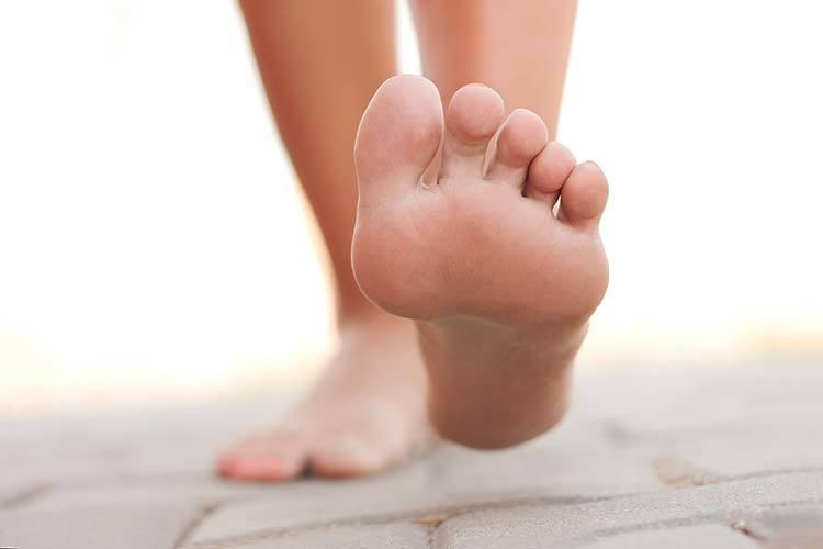 Квасцы от потливости ног