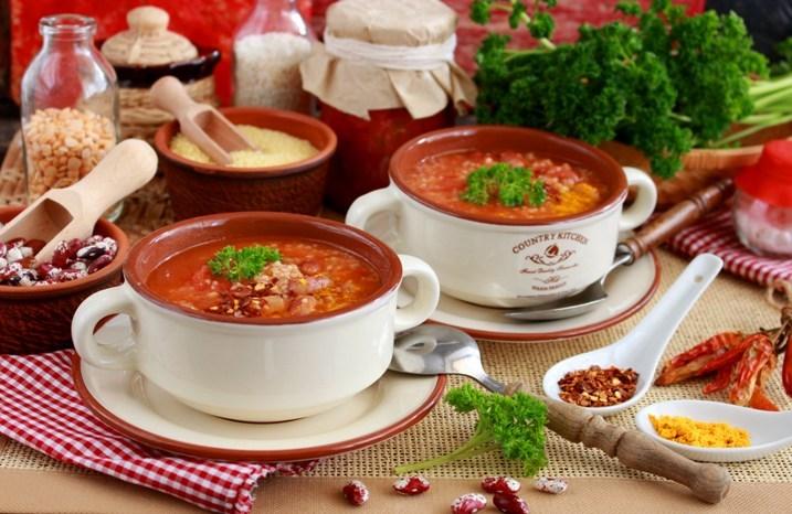 Финская суповая диета
