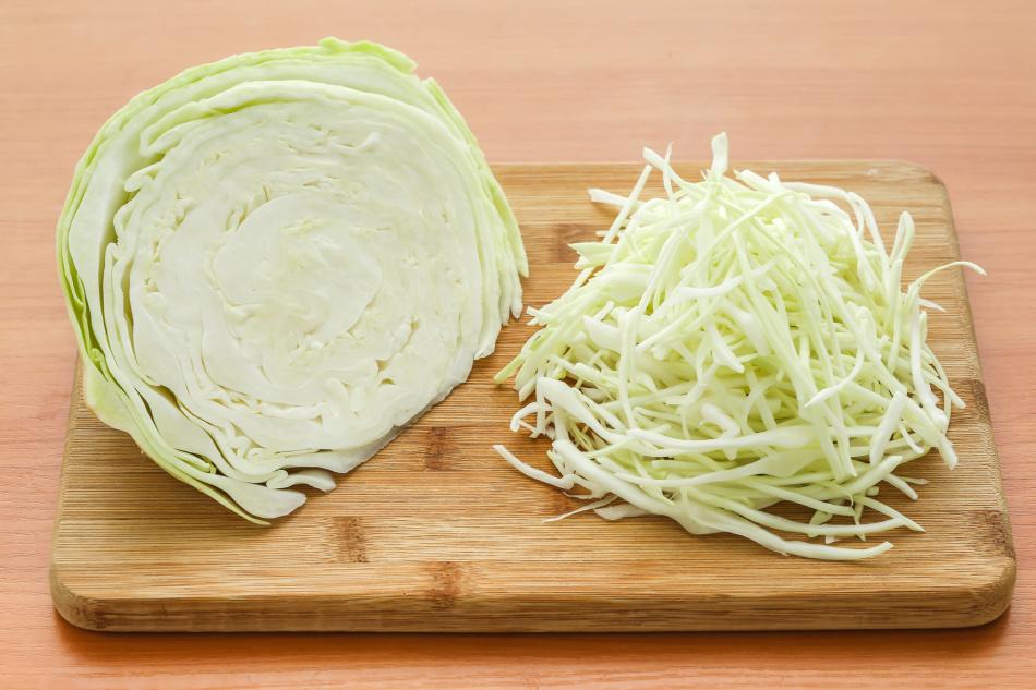 Как нарезать капусту на салат видео — pic 4