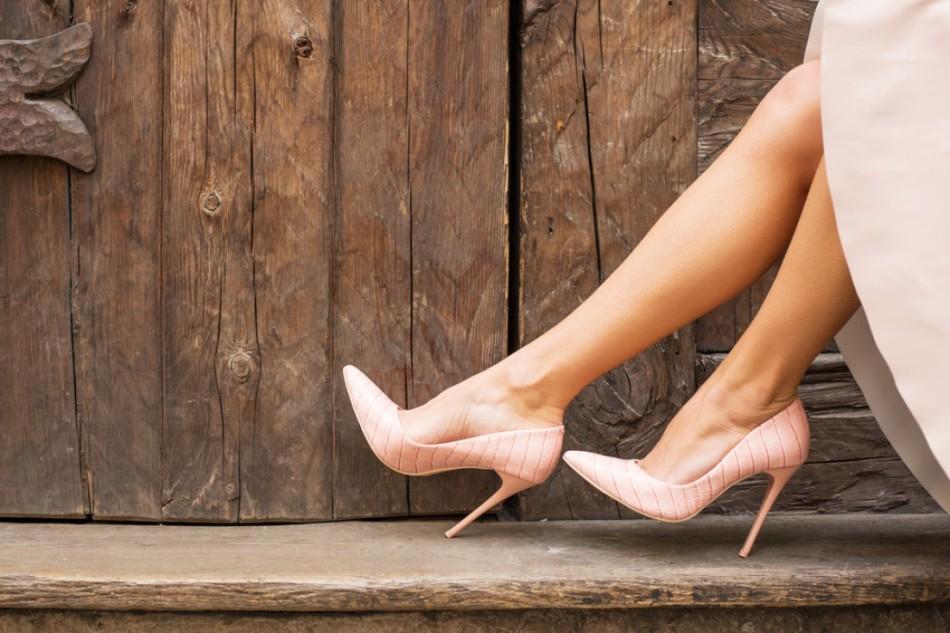 Важна правильная обувь