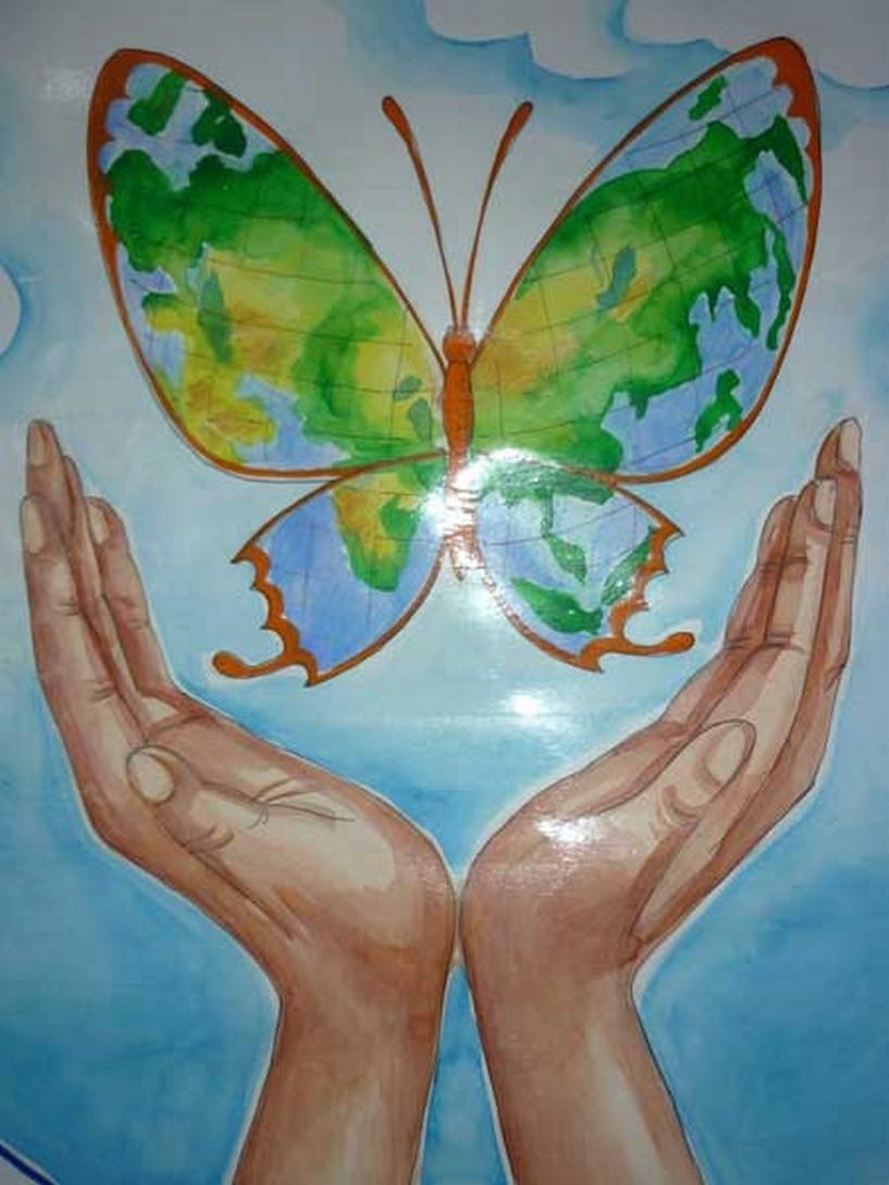 Днем рождения, картинки для детей по экологии