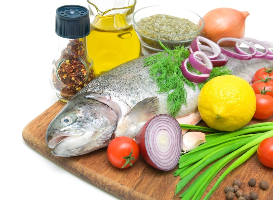Продукты питания с низкой калорийностью