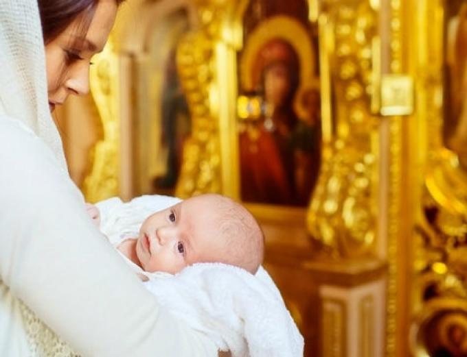 Количество крестных для детей