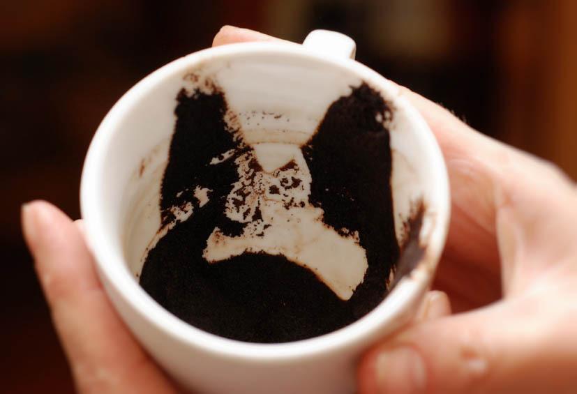 Голова в кофейной гуще