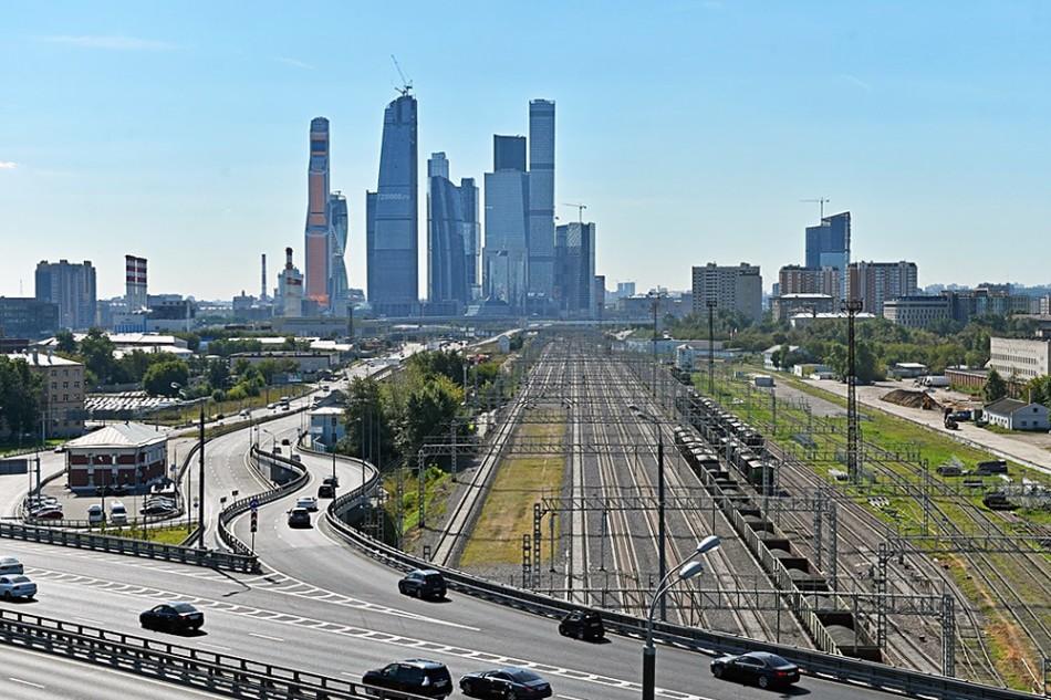 Перспективный мегаполис