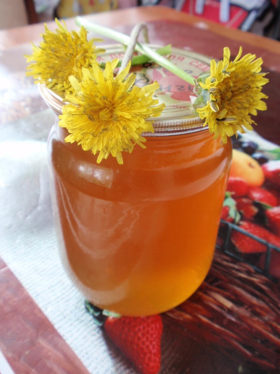 Вино из одуванчиков. Рецепт приготовления домашнего вина из цветков одуванчика