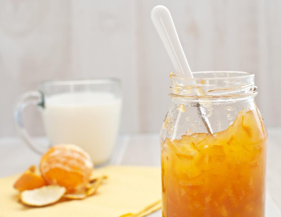 Ароматное варенье из апельсинов и лимонов