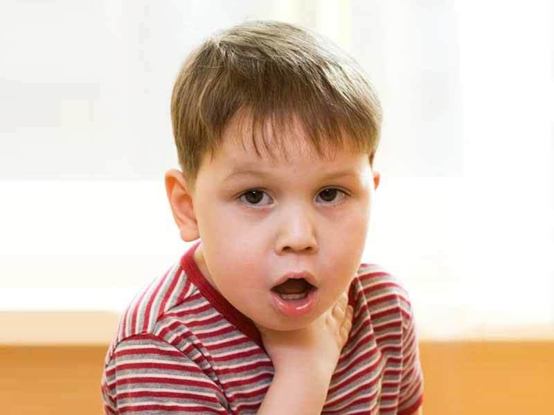 Хламидии могут поражать легкие и вызывать кашель