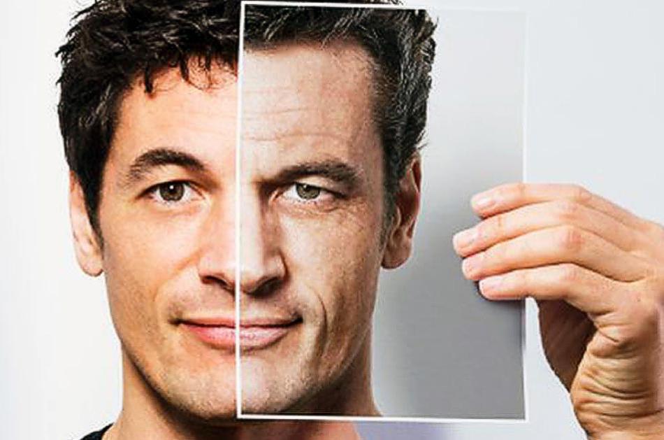 Меняется внешность мужчины
