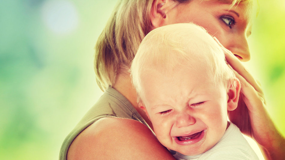 Один из признаков чесотки у детей - раздражительность