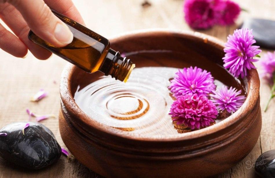 Эфирное масло сандала широко применяется в косметологии.