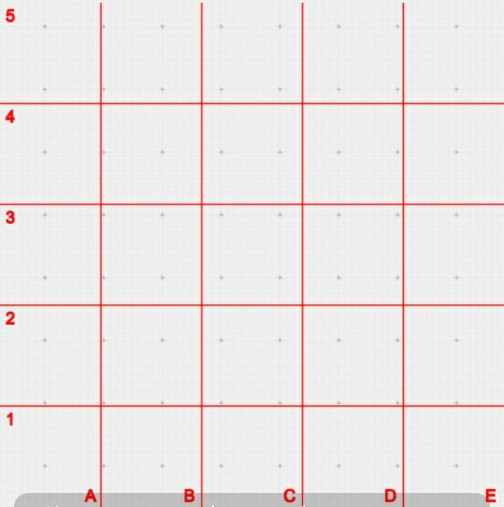 delaem-predvaritelnuyu-razmetku Как нарисовать 3д (3d) рисунок на бумаге карандашом