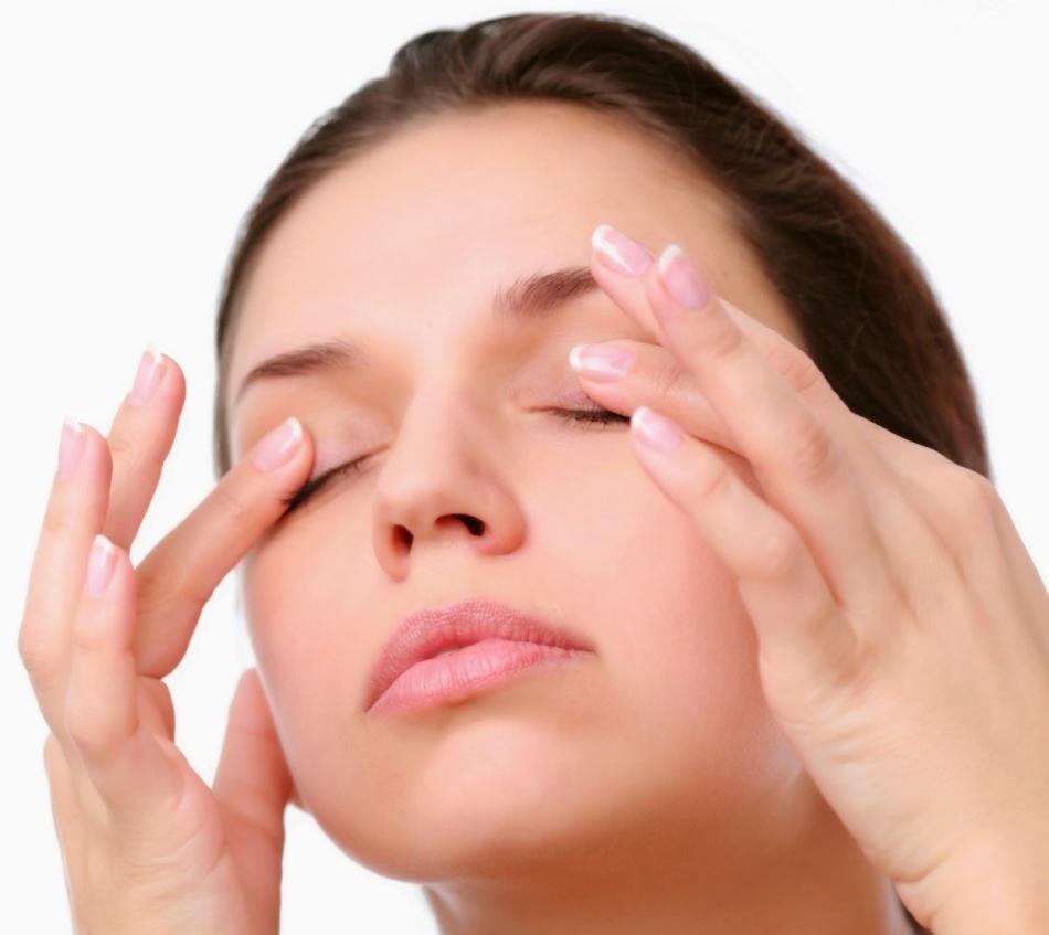 Правила промывания глаз