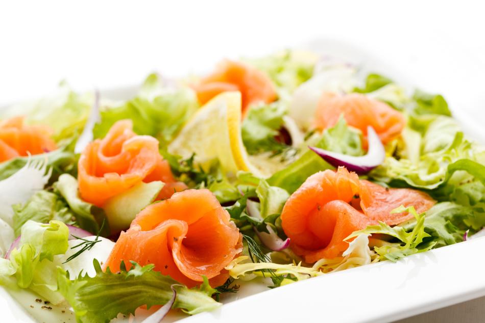 Рецепты блюд для гипохолестериновой диеты с морепродуктами