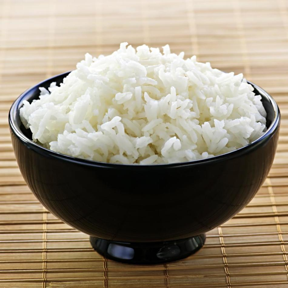 Рис поможет и поры очистить, и кожу отбелить