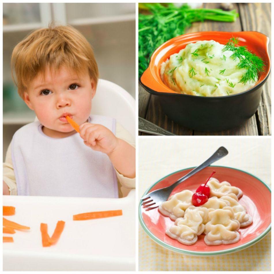 Правила приготовления еды для детей важны и имеют свои особенности