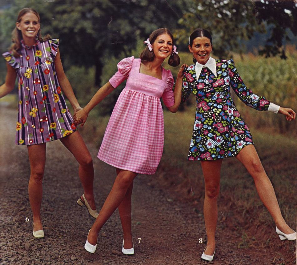 Платье В Ссср В 70 Годы