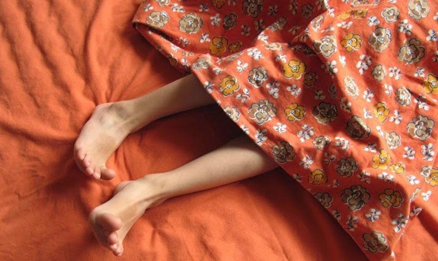 Онемение пальцев ног ночью