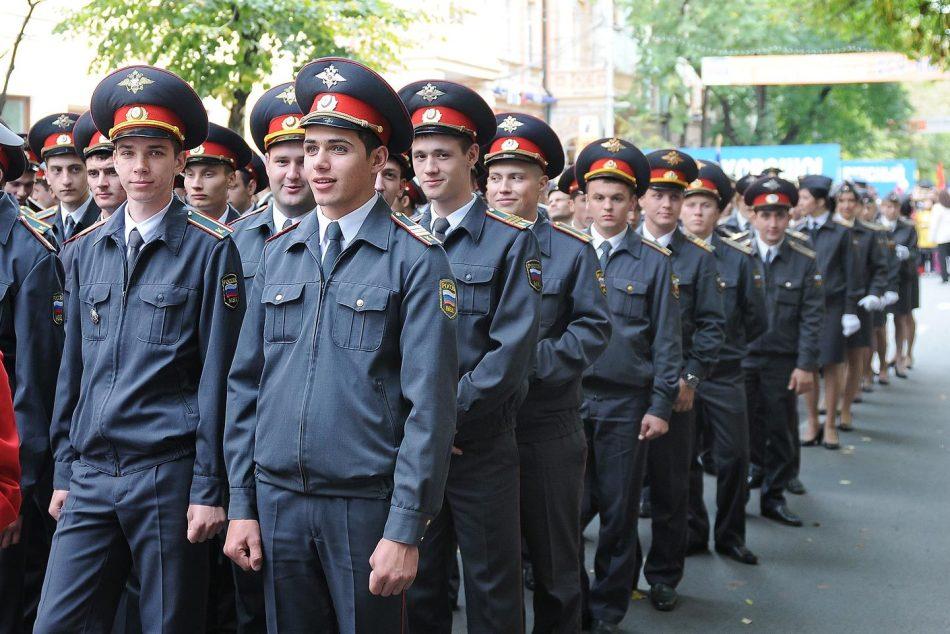 Школа милиции на базе 9 классов