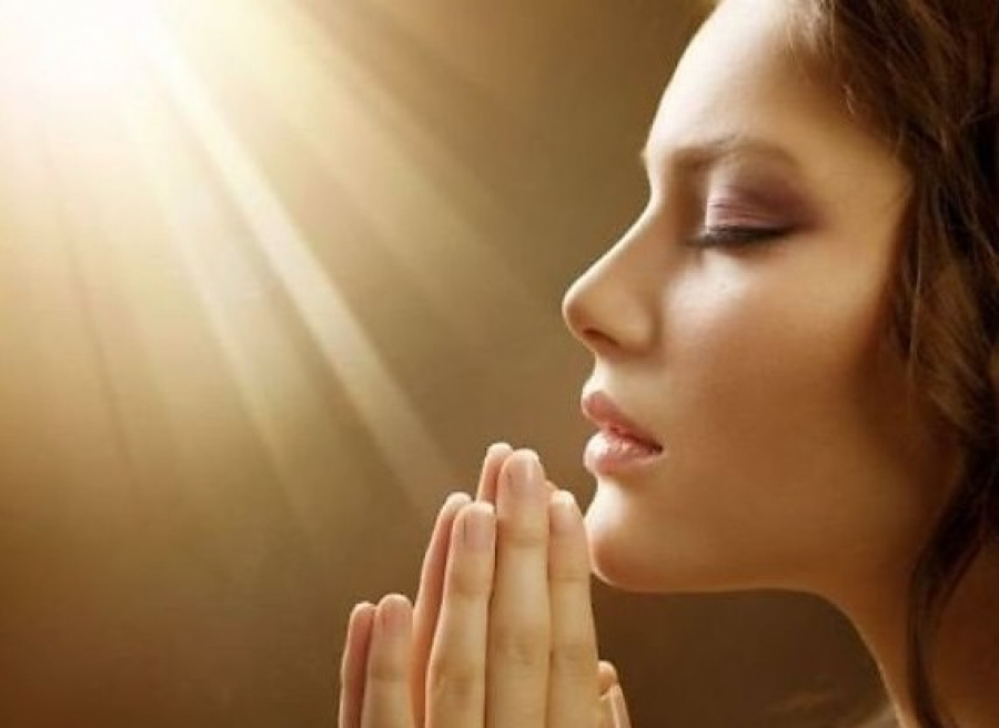 Молитва обладает большой силой