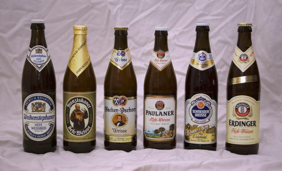 Лучшие марки немецкого пива