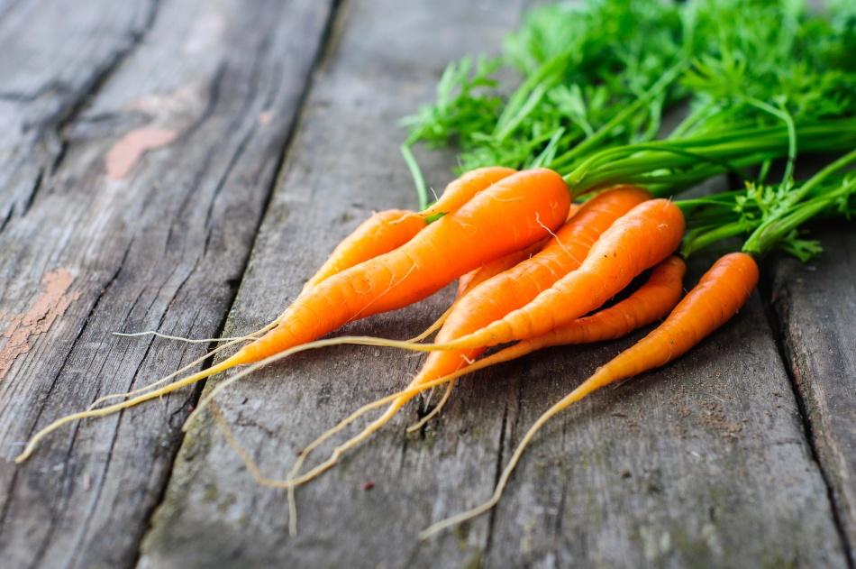 Полезный овощ