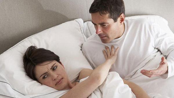 Боязнь секса - эротофобия