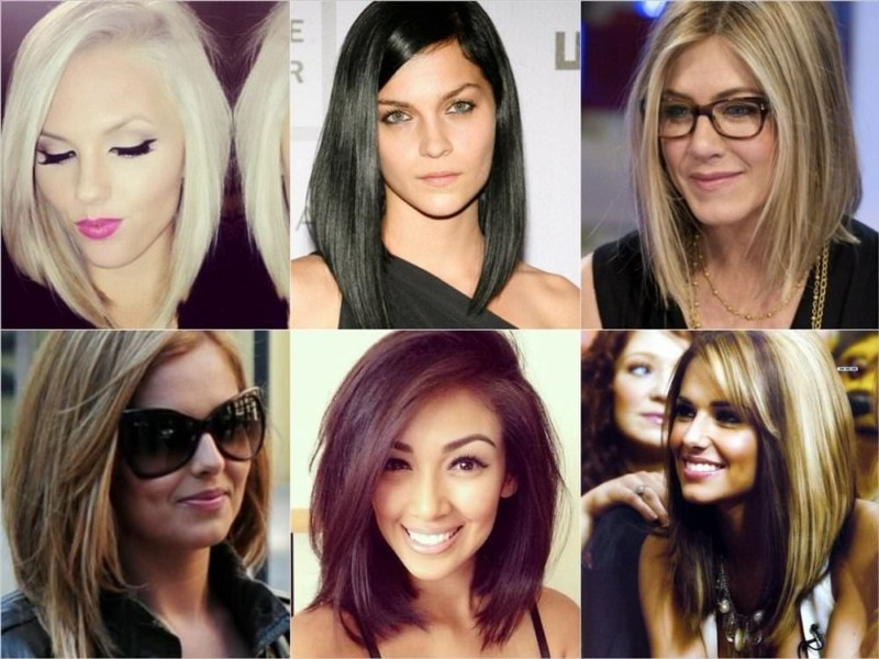 В 2018 - будут модны самые различные цвета волос