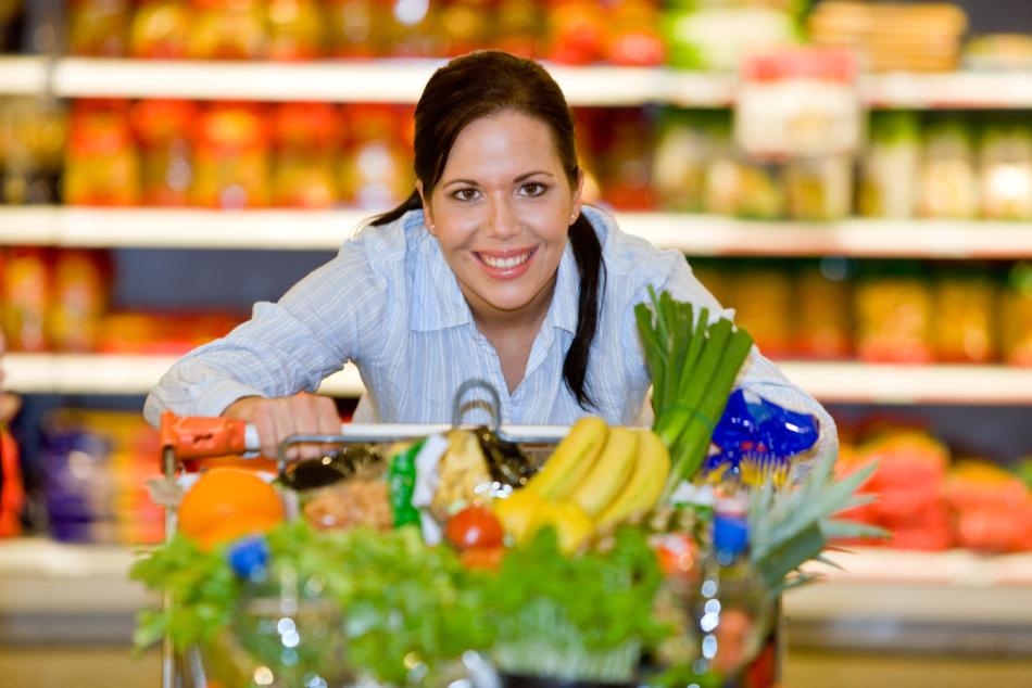 Растительная пища очищает организм