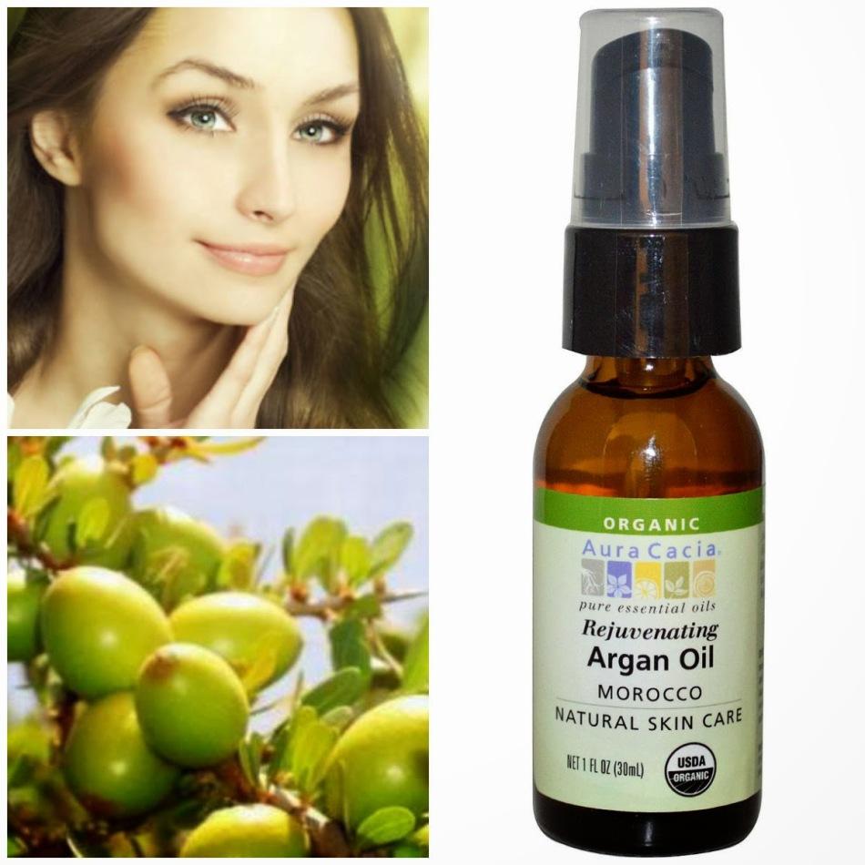 С аргановым маслом можно приготовить много полезных масок для волос