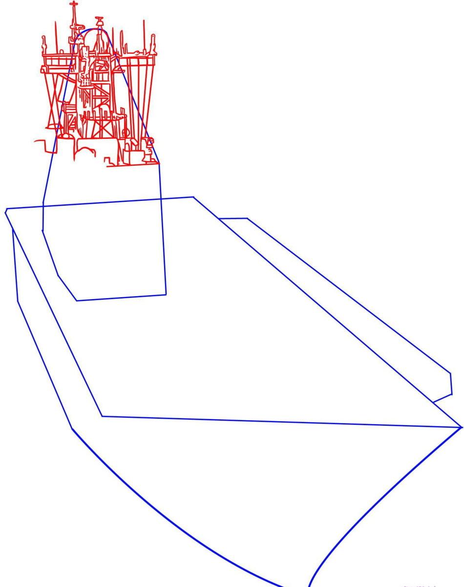 243a0d69142bd2af92a3b91cc29ad612 Как нарисовать праздничный Парад военных кораблей на Параде Победы? Как нарисовать военный корабль карандашом и красками для ребенка поэтапно?    Класс Рисуем корабль в рукодельной энциклопедии Pro100hobbi