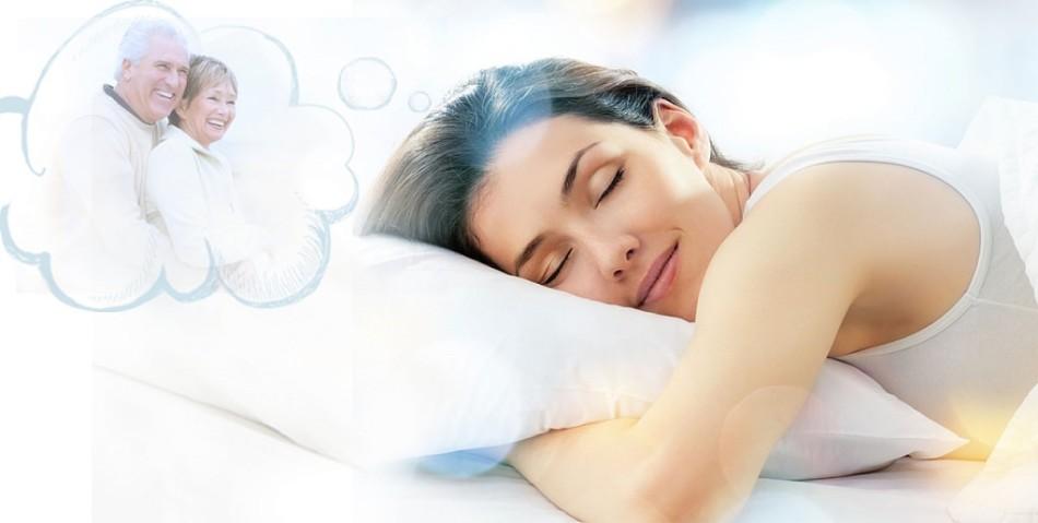 Сновидение с участием умерших родственников может быть к добру.