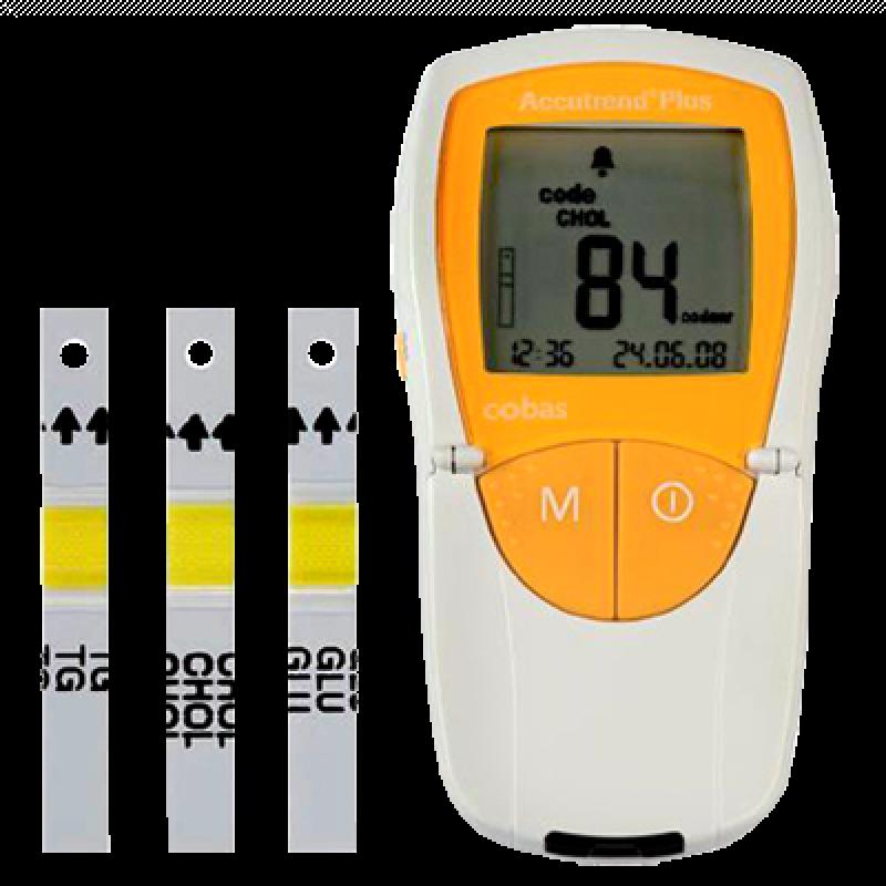 Аппарат, с помощью которого можно, не выходя из дома, определить уровень холестерина в крови