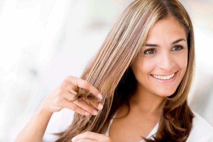 Мелирование делайте только на грязные волосы