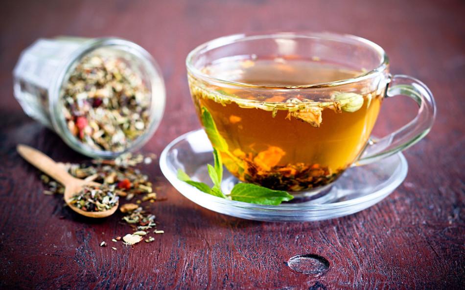 Чашка чая с сабельником