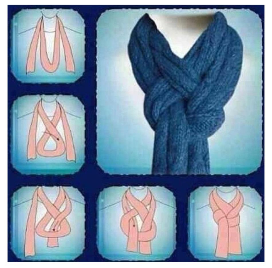 для детей как замотать шарф мужской термобелья Несомненно