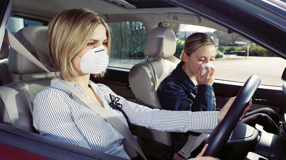 Запах сырости в авто