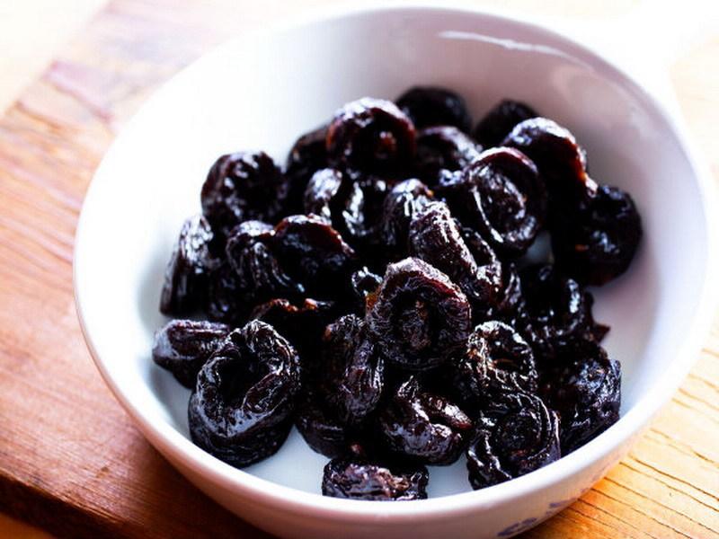 В аэрогриле чернослив приобретет не только нужную форму и вкус, но и приятный аромат