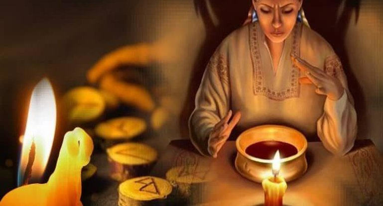 Водный ритуал