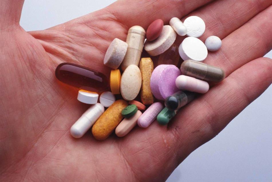 Принимаем лекарства