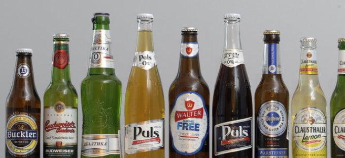 Лучшее безалкогольное пиво.