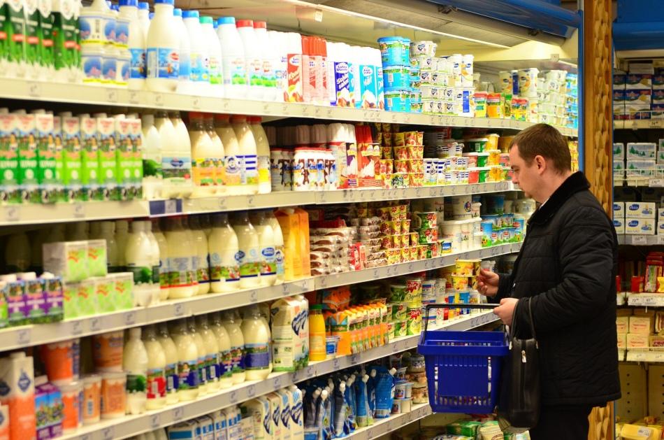 Откат за лучшее размещение товара в супермаркете