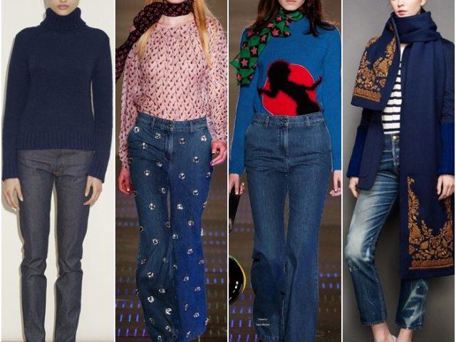 b7b1137a4c5 Модные женские джинсы 2019  модели