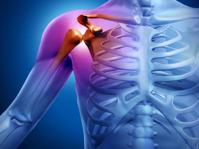 Лечение плечевого сустава народными мтодами температура у ребенка коленный сустав болезненный хромает