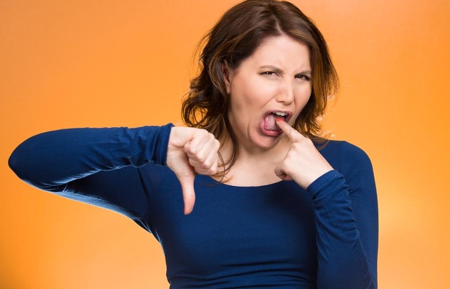 Кисло во рту после еды при беременности