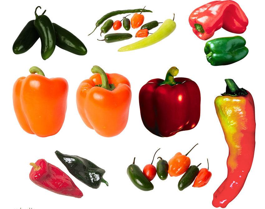 Чили - особенный перец