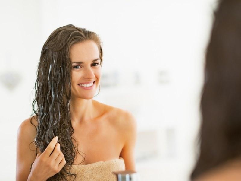 Особый уход для кудрявых волос