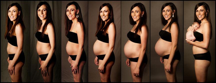 Можно ли беременным фотографироваться?