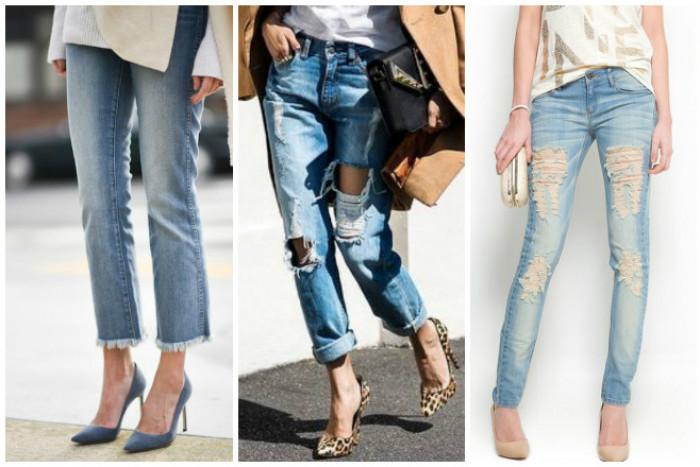 Как отбелить джинсы?